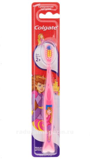 Зубная щетка колгейт 6