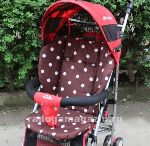 Матрас для прогулочных колясок, стульчиков для кормления