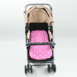 Матрас для коляски-трансформер,3в1, стульчиков для кормления