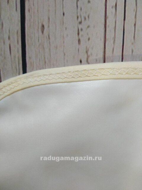 Непромокаемая пеленка 3-х слойная 50х70см, Совы