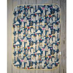 Непромокаемая пеленка 3-х слойная 50х70см