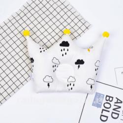 Детская ортопедическая подушка, облака