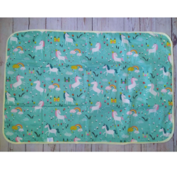 Непромокаемая пеленка 3-х слойная 60х90 см